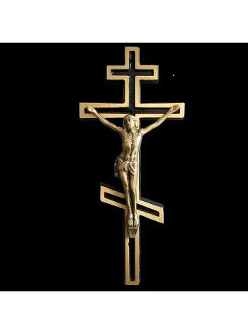 Крест с распятием 200*85 Православный 014 TR
