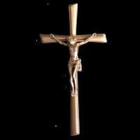 Крест с распятием 280*150 Православный K 04 ED