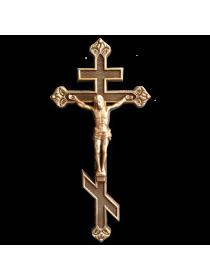 Крест с распятием 360*170 Православный ХП2 ED
