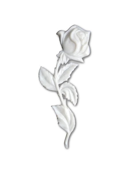 Роза 300*120 М7 полимер (мрамор)
