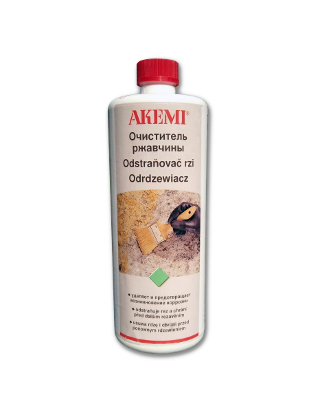 Пропитка Очиститель ржавчины 1000 ml AKEMI 10814