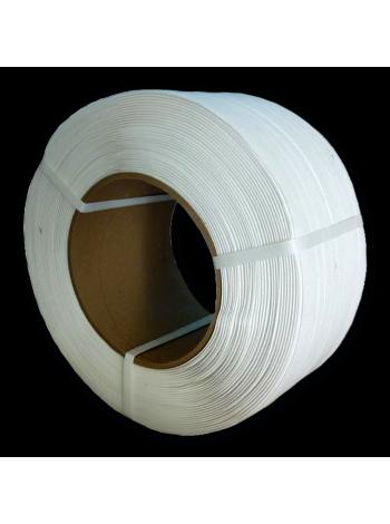 Лента упаковочная полипропиленовая 19*0.9 мм