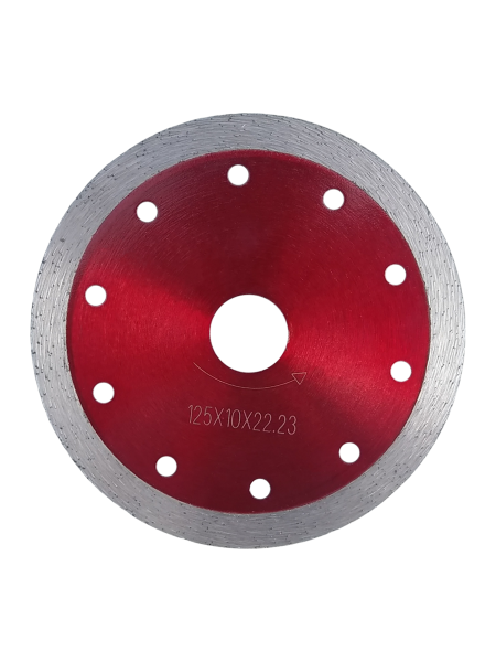 Алмазный круг по керамике 125*10*2,0*22,23 Rim