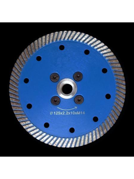 Отрезной круг 125 М14 F DP