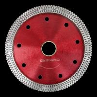 Алмазный круг по керамике 125 RED turbo 1,4*10mm