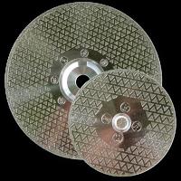 Отрезной круг мрамор зачистной М14 SD (2-х сторонний) ∅ 125-230