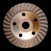 Фреза Алмазная Торцевая 125 22.23 Turbo gold EC